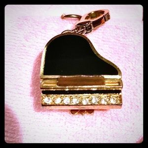 Juicy Couture Piano Charm